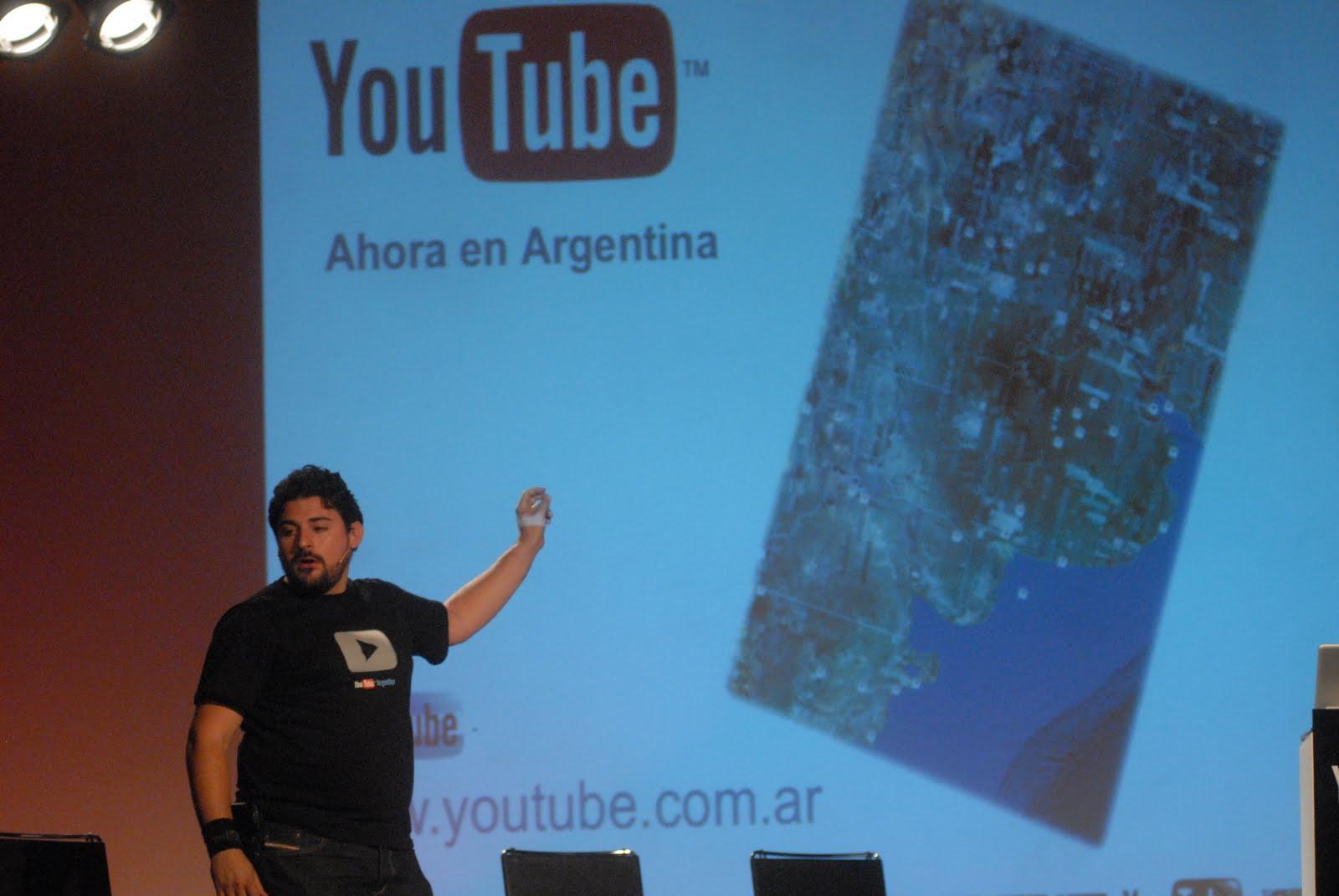 El blog de mazalan comunicaciones hoy lanzamos youtube en for Chimentos de hoy en argentina