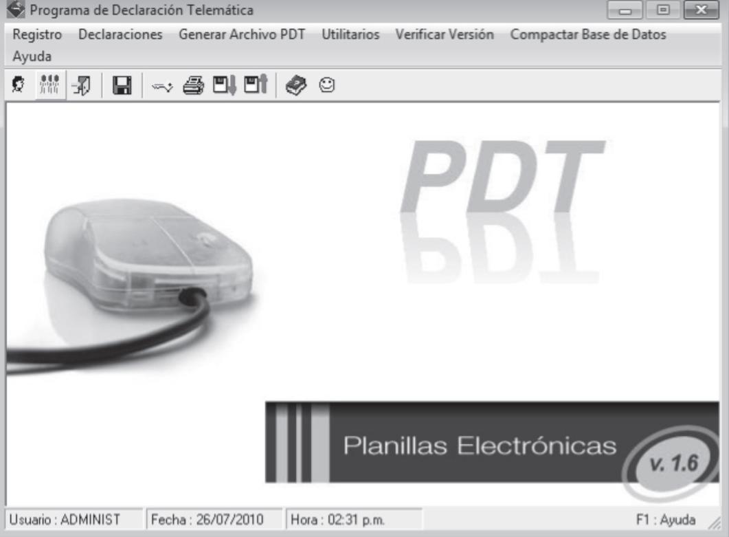 INFOCONTABLE: Registro de la situación del trabajador en el PDT 601 -