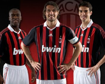 Seedorf,Kaka and Maldini are still popular in fans.