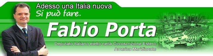 Blog Ufficiale del Deputato Fabio Porta