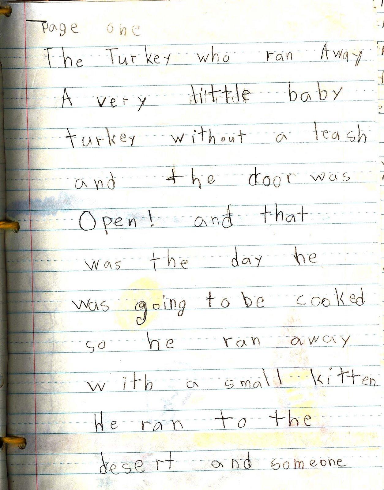 Sarah vowell thanksgiving essay