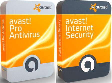 Avast Antivirus Updates