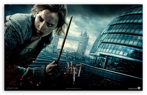 harry potter and the deathly hallows watch online