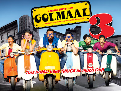 Golmaal 3 movie review