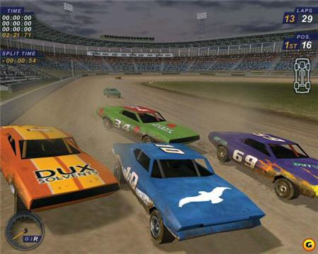 dirt track racing 2 setups