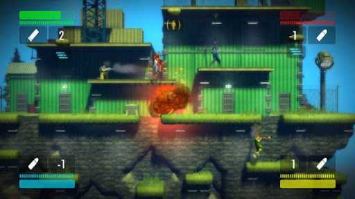 Bionic Commando Rearmed review