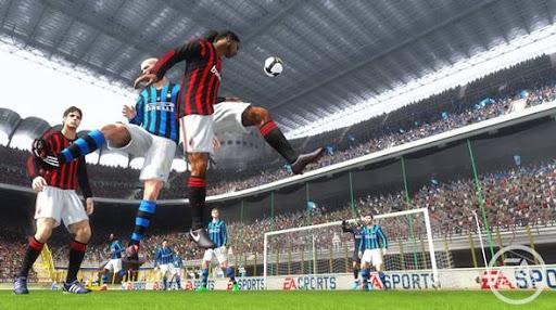 FIFA Soccer 10 controls