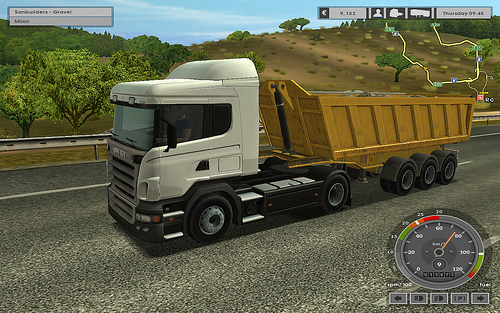 Euro Truck Simulator 2011
