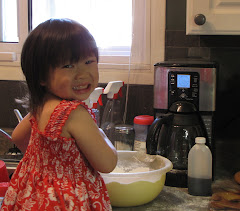 Kaylee in the kitchen