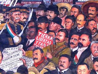 Diego Rivera Tierra Y Libertad
