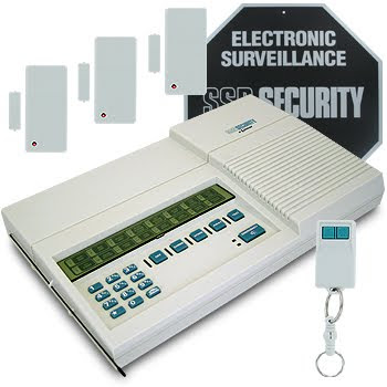 New wireless technology in home security systems