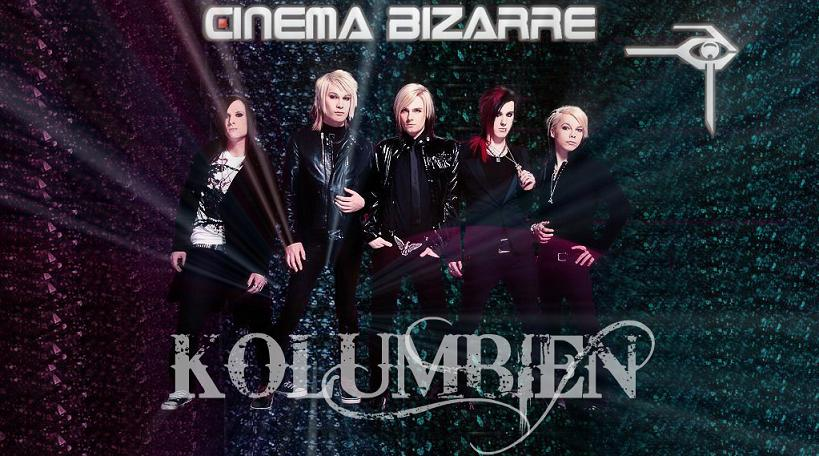 CINEMA BIZARRE KOLUMBIEN