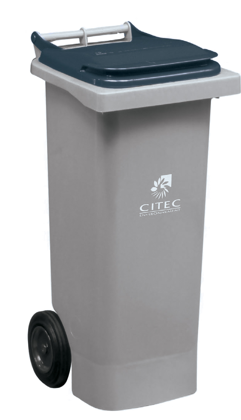 poubelle 140 litres trouvez le meilleur prix sur voir. Black Bedroom Furniture Sets. Home Design Ideas