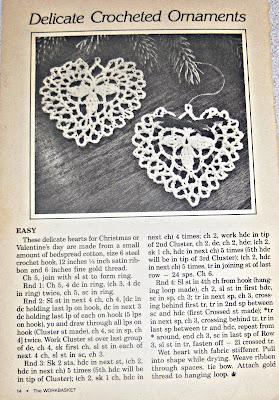 Pieces of My Heart - Crochet Me