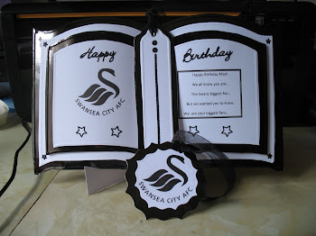 Swans Birthday Bookatrix