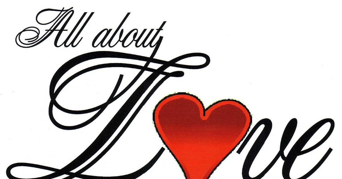 All About Love Logo Arsip