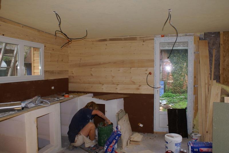 auto construction bois beton cir et tadelakt recette. Black Bedroom Furniture Sets. Home Design Ideas