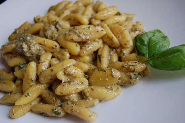 Ricetta pasta con uova di pesce