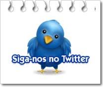 Siga o Blog no twitter, clique na imagem abaixo!!!