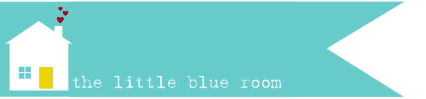 the little blue room