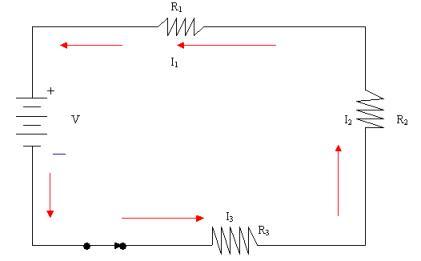 Conexión de componentes eléctricos - electricidangie