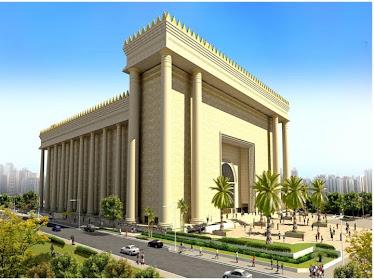 O lendário Templo de Salomão