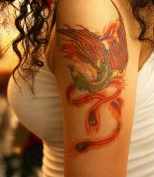 women tattoos galleries