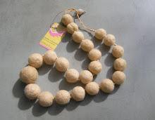 """Collares """"de perlas"""""""