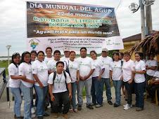 Personal del Programa participo en la limpieza del rio Amazonas