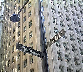 Wall Street KLCI