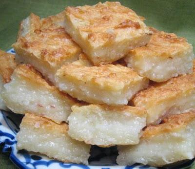 Recipe For A Coconut Cake Called Ba Ba
