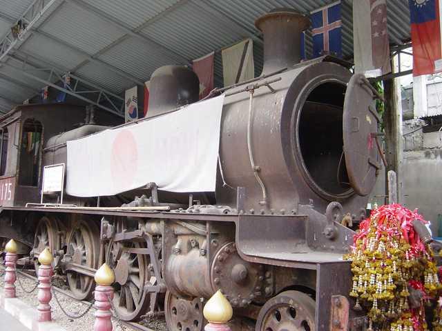 THAILAND Travel Blog: Kanchanaburi Attractions
