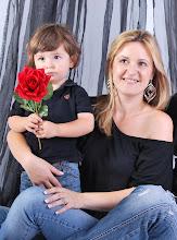 Com a Mãe
