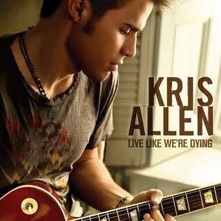 kris allen live like we re dying,kris allen lyrics,the script,live like you were dying lyrics,the script live like we
