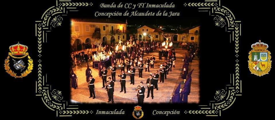 BANDA DE CC Y TT INMACULADA CONCEPCIÓN