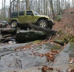 Jeep 4S Wrangler