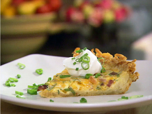 House Blend: Breakfast Quiche For the Early Risers