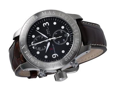 Ever Heard of Raid Watches ? Decima+Chrono+01