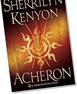 Book Watch: Acheron by Sherrilyn Kenyon.