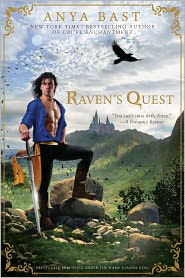 Guest Review: Raven's Quest by Anya Bast