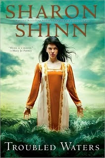 Guest Review: Troubled Waters by Sharon Shinn