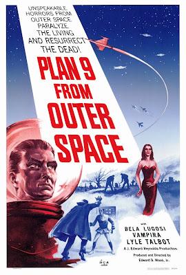 Plano 9 do Espaço Sideral – Legendado