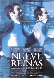 Baixar Filme Nove Rainhas (Dublado)