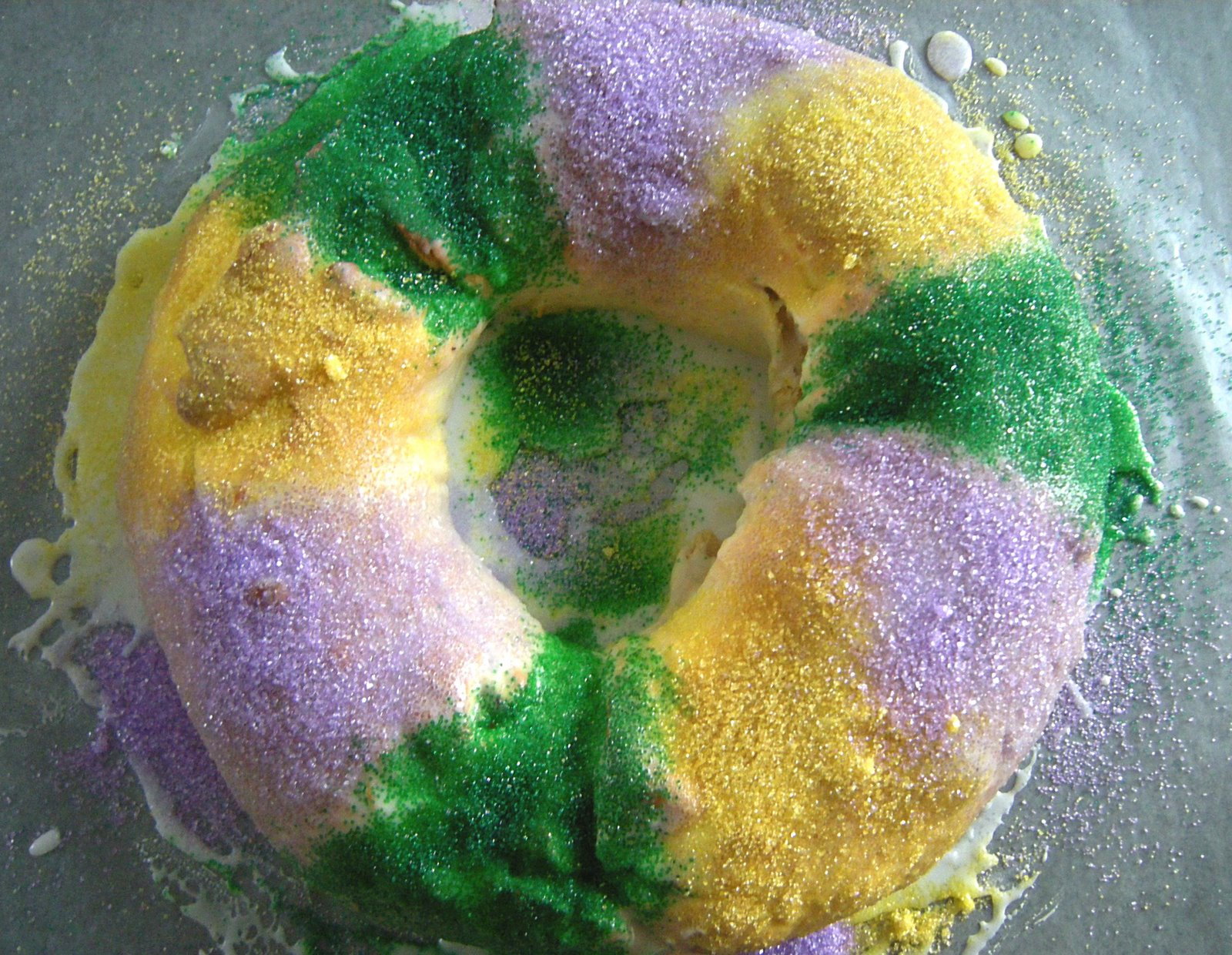 king cake History of the King Cake