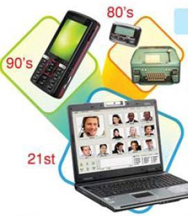 akan teknologi baik itu teknologi informasi maupun telekomunikasi ...