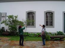 Museu da Inconfidência.