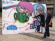 Graffiti de Piassa .