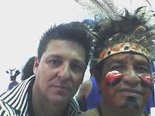 Indios da tribo Icatú.