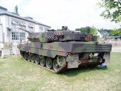 Leopard 2: Leopard 2