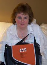 Taunia Bowman, support group co-facilitator for the Blue Ridge Chapter of the National MS Society